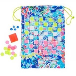 NEW Lilly Pulitzer Beach Game